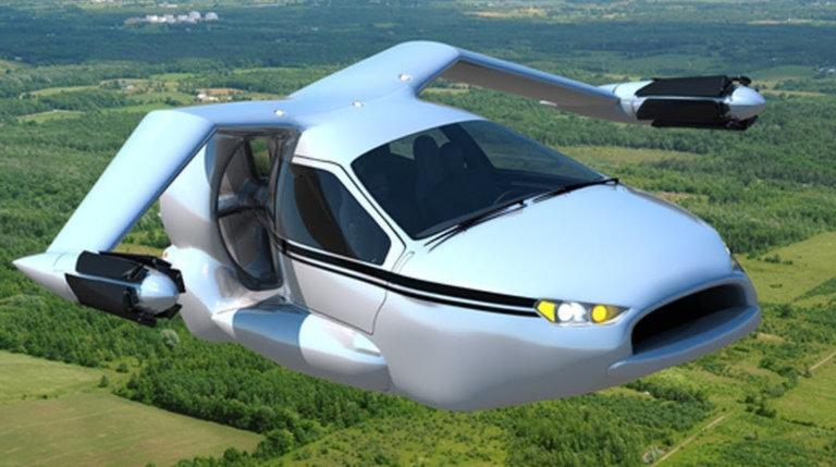 Stellantis al lavoro sull'auto volante