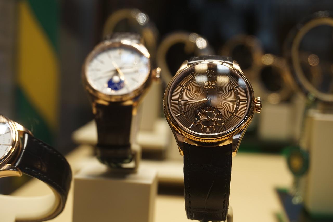 Azioni del mercato degli orologi, l'ora per investire