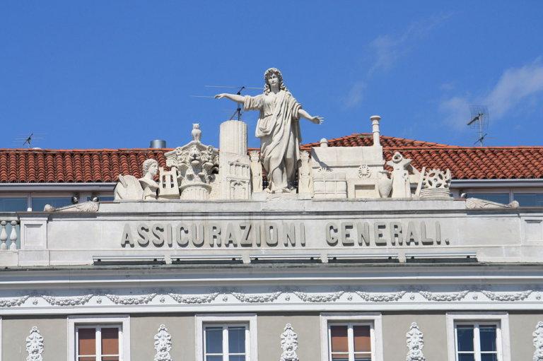 Read more about the article Assicurazioni Generali pagherà un dividendo di 1,47 euro nel 2021