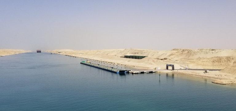 Industriali penalizzati da nave bloccata nel Canale di Suez