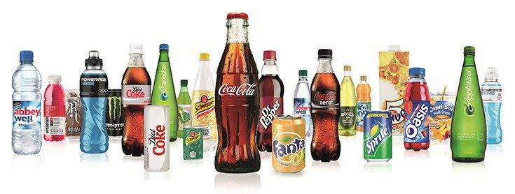 Brands Coca Cola